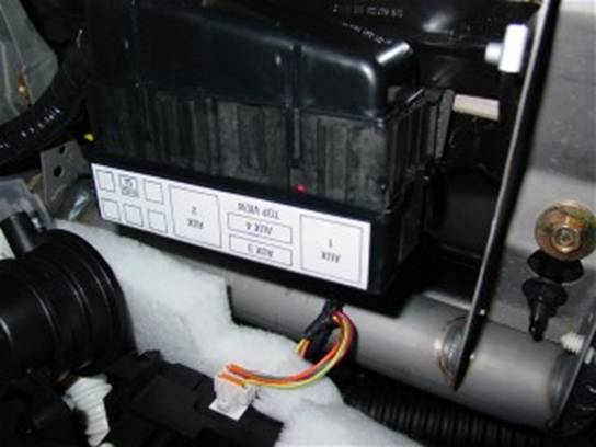 Ford Upfitter Switches & High Idle