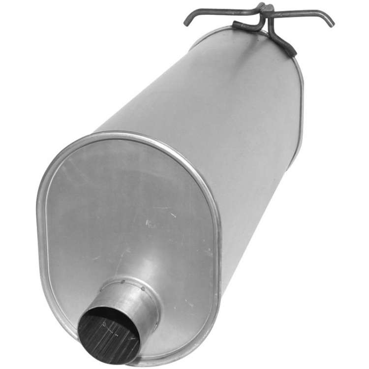 03-07 Ford 6.0L Powerstroke Challenge Series Replacement Muffler