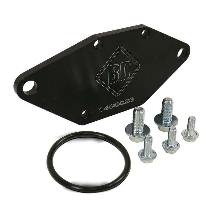 03-18 Dodge Ram Cummins Diesel BD Power Killer Frost Plug Plate