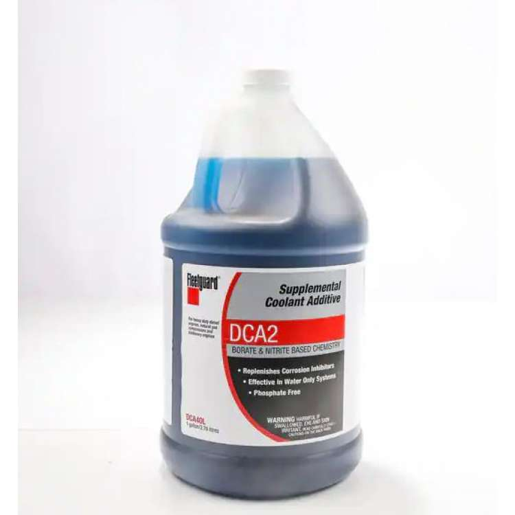 DCA2 Supplemental Coolant Additive Engine Block Cavitation Preventive-1 Gallon