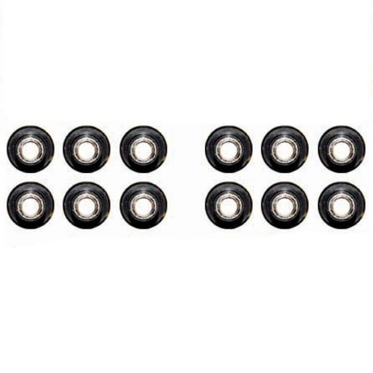 01-04 GM 6.6L Duramax LB7 Dtech Valve Cover Noise Isolator Grommets