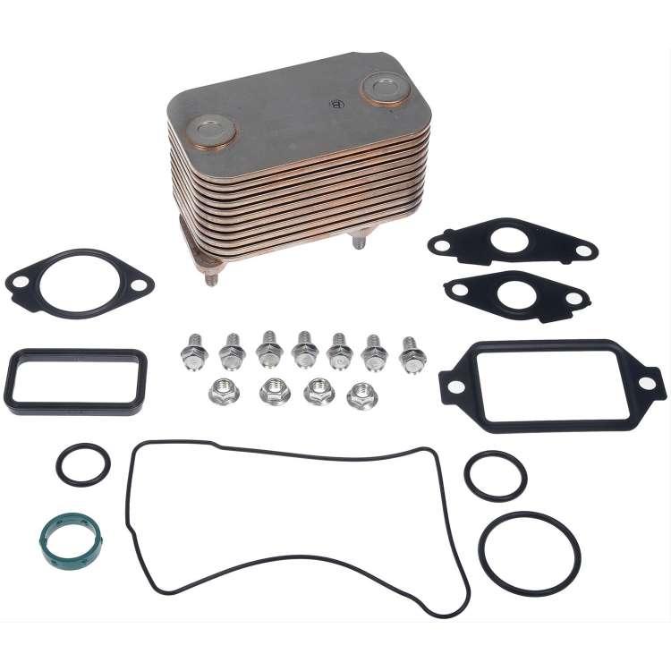 01-16 6.6L Duramax Dorman Engine Oil Cooler