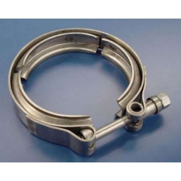 S400 & HT60 3.5 Inch V Band Compressor Housing Clamp