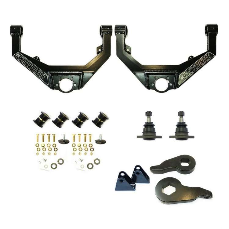 01-10 Chevy 1500HD-3500HD Kryptonite Stage 2 Leveling Kit