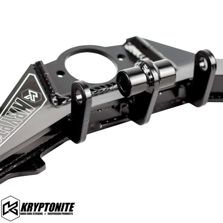01-10 Chevy 1500HD-3500HD Kryptonite Stage 2 Dual Shock Upper Control Arm Kit