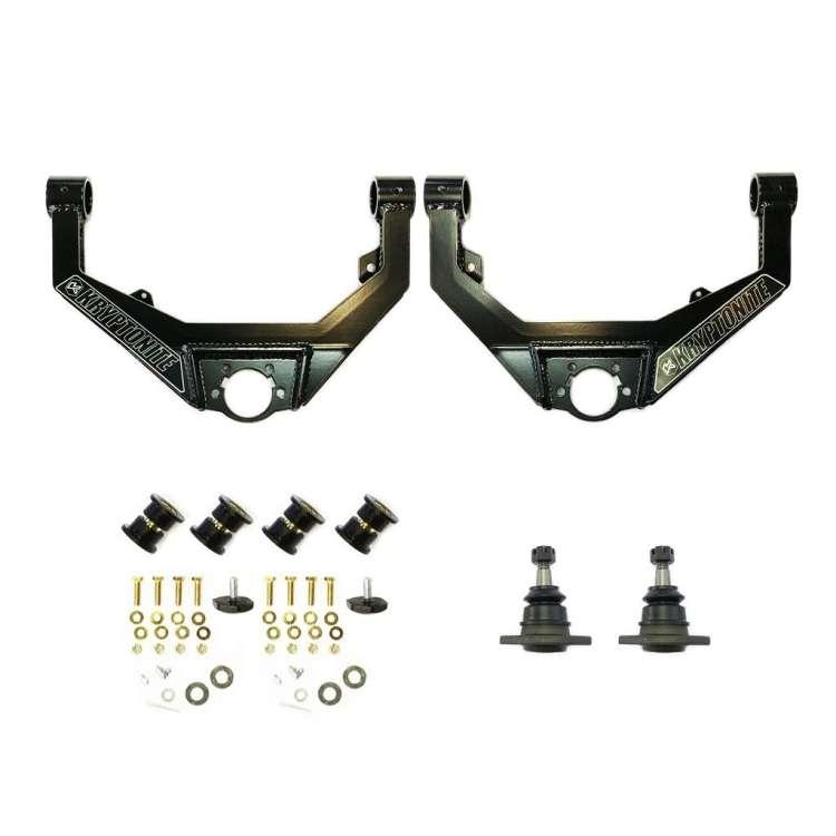 01-10 Chevy 1500HD-3500HD Kryptonite Upper Control Arm Kit