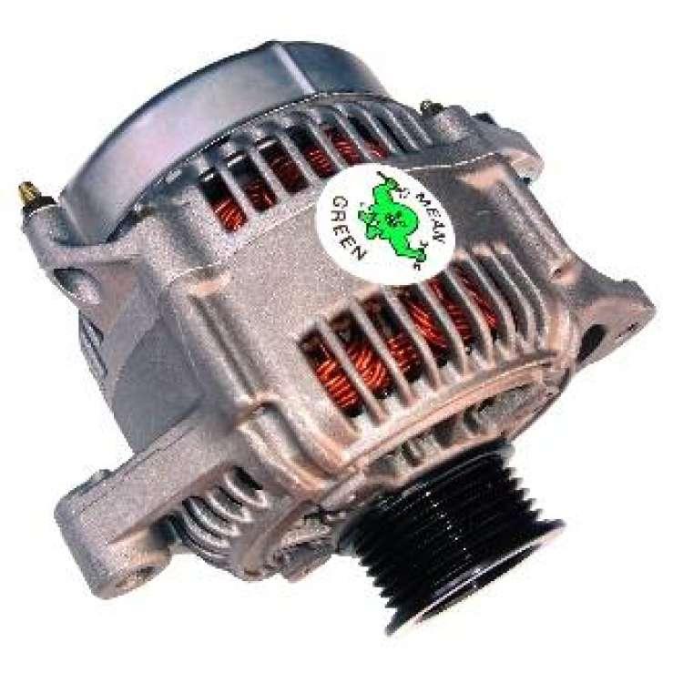 03-07 Dodge 5.9L Cummins Mean Green High Output Alternator