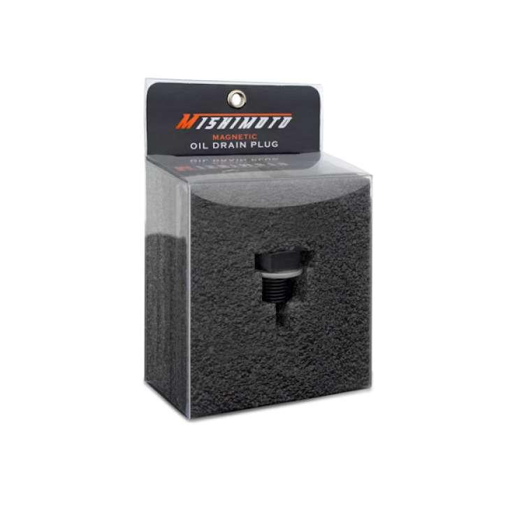 01-16 GM 6.6L Duramax, 12-16 Ford 6.7L Powerstroke Mishimoto Magnetic Oil Drain Plug