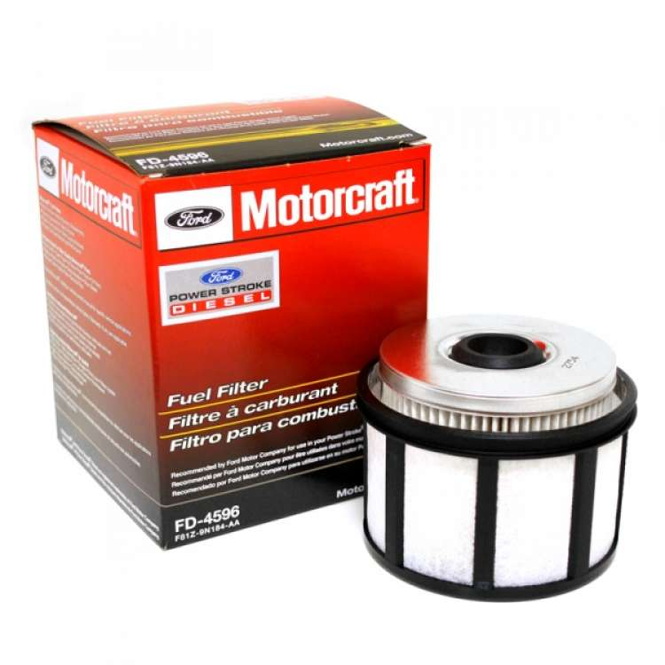 99-03 Ford 7.3L Powerstroke Motorcraft Fuel Filter FD-4596