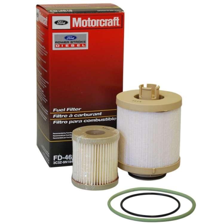 03-07 Ford 6.0L Powerstroke Motorcraft Fuel Filter Kit FD-4616