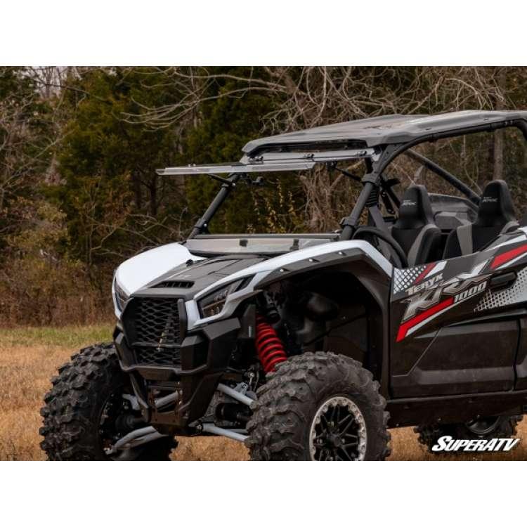 20+ Kawasaki Teryx KRX 1000 Flip Windshield