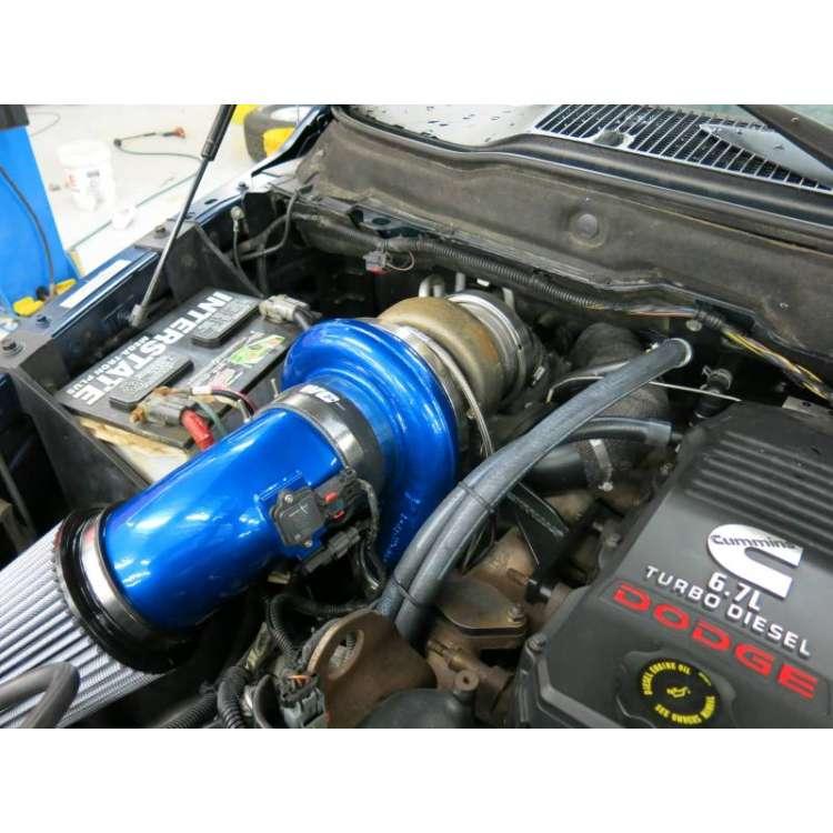 07.5-09 Ram 6.7L Cummins S400/Stock Twin Kit Turbo Install Kit