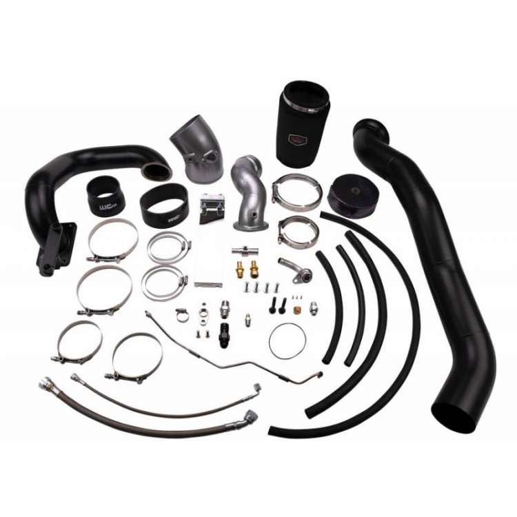 10-12 Ram 6.7L Cummins S400/Stock Twin Kit Turbo Install Kit
