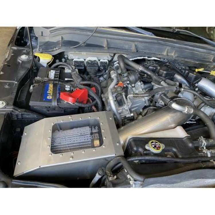 2011-2016 6.7l Powerstroke Stainless Steel No Limit Cold Air Intake