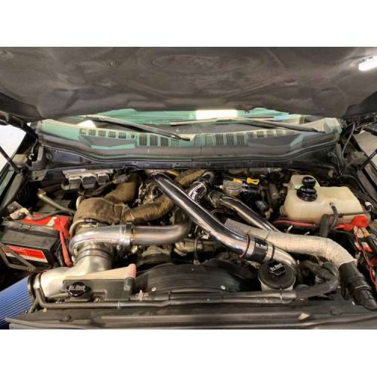 2011-2021 6.7l Powerstroke No Limit Stainless Piping Kit