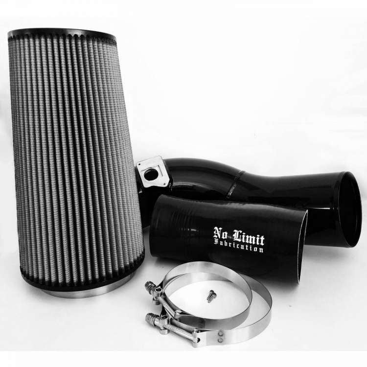 2003-2007 6.0l Powerstroke No Limit Cold Air Intake