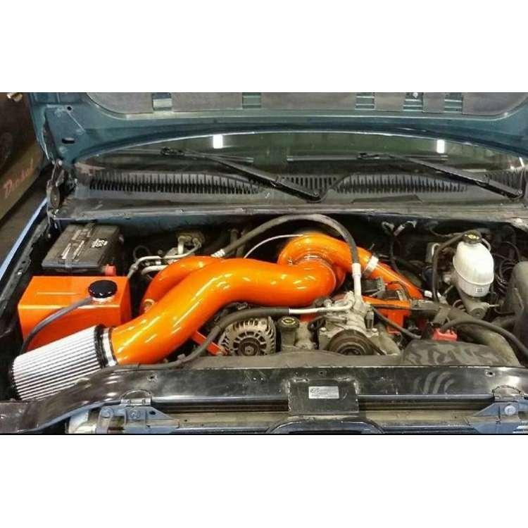 2001-2004 LB7 Duramax S400 Single Turbo Kit