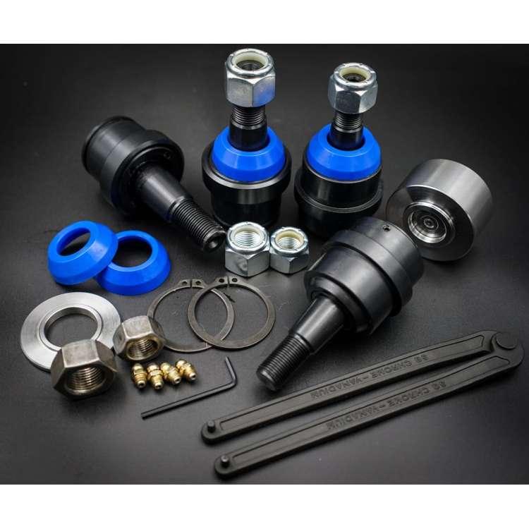 10-13 Dodge Ram EMF Upper and Lower Ball Joint Kit