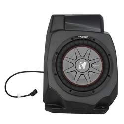 Polaris RZR Pro XP Under Dash 10in Subwoofer Kit for Ride Command