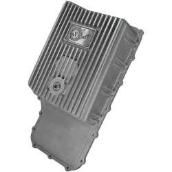 11-19 6.7L Powerstroke 6R140 AFE Raw Transmission Pan w/Machined Fins