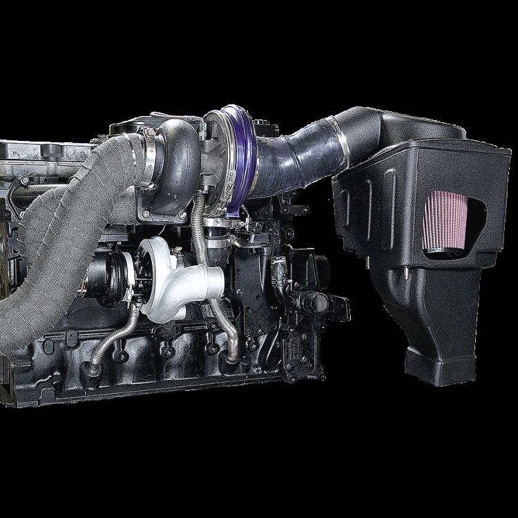 03-07 5.9L Cummins ATS Aurora Plus 5000 Compound Turbo Kit