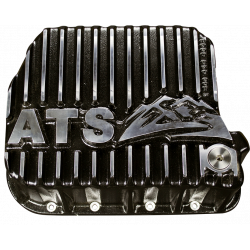 Dodge Transmission Pan by ATS Diesel 47RH/47RE/48RE