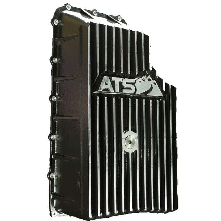 11-19 Ford 6R140 Deep Transmission Pan by ATS Diesel