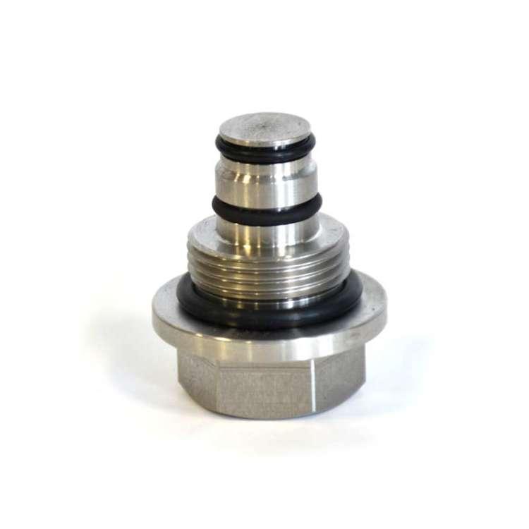 04.5-07 Dodge 5.9L Cummins Wastegate Solenoid Plug Cap (Machined)