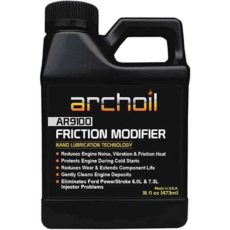 AR9100 Industrial Friction Modifier & System Cleaner - 16 fl oz