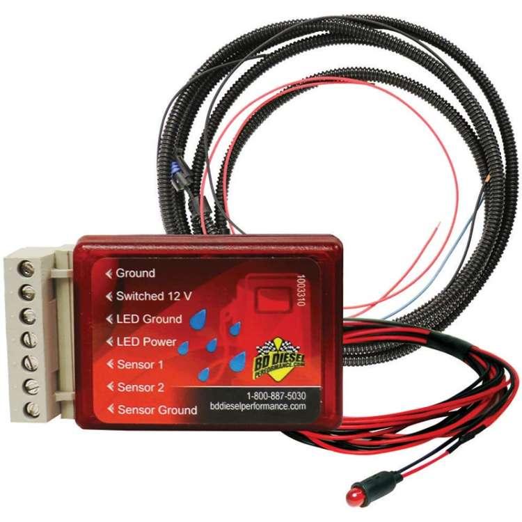 08-10 Ford 6.4L Powerstroke BD Instant Response Water In Fuel Sensor