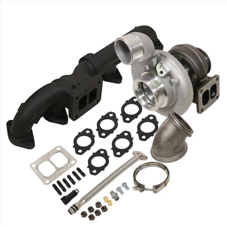 03-07 Dodge 5.9L Cummins BD Iron Horn S361SXE/76 .91 AR Turbo Kit