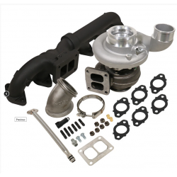 03-07 Dodge 5.9L Cummins BD Iron Horn S361SXE/76 .91 AR Turbo Kit