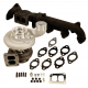 07.5-18 Ram 6.7L Cummins BD Iron Horn S364SXE/80 1.0 AR Turbo Kit