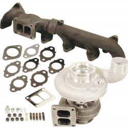 07.5-18 Ram 6.7L Cummins BD Iron Horn S363SXE/80 .91 AR Turbo Kit