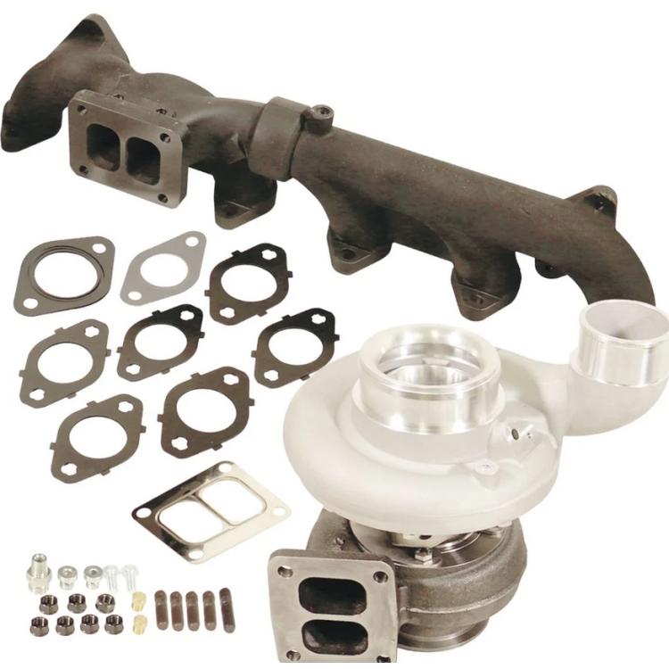 07.5-18 Ram 6.7L Cummins BD Iron Horn S363SXE/80 .91 AR Turbo Kit