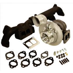 07.5-18 Ram 6.7L Cummins BD Iron Horn S364SXE/80 .91 AR Turbo Kit