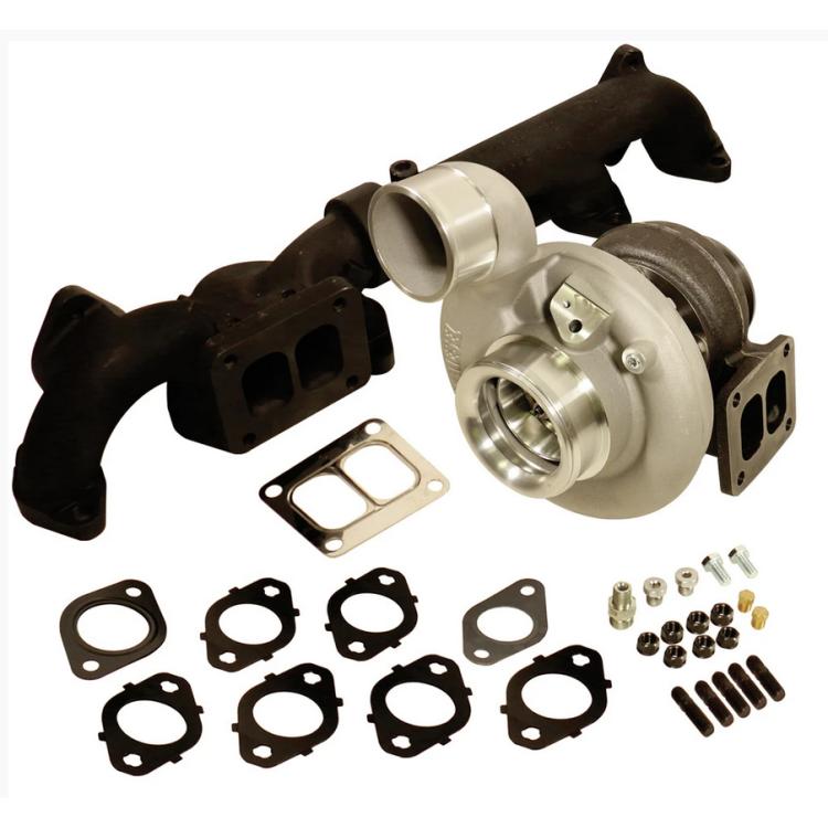 07.5-18 Ram 6.7L Cummins BD Iron Horn S364SXE/80 .91 AR Turbo Kit