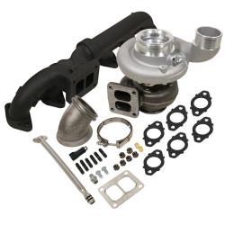 07.5-18 Ram 6.7L Cummins BD Iron Horn S366SXE/80 .91 AR Turbo Kit