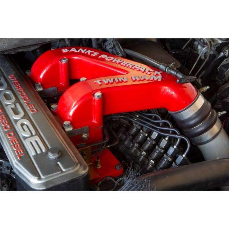 94-98 Dodge 5.9L Cummins Banks Twin-Ram Intake Manifold
