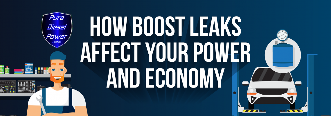 How Boost Leaks Affect Your Power and Economy