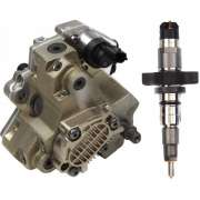 Injectors and Fuel System