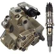 Injectors & Fuel System