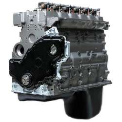 04.5-07 5.9L Cummins DFC Reman Long Block Crate Engine