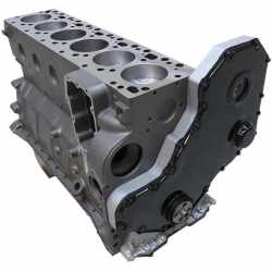 07.5-18 6.7L Cummins DFC Reman Short Block Crate Engine