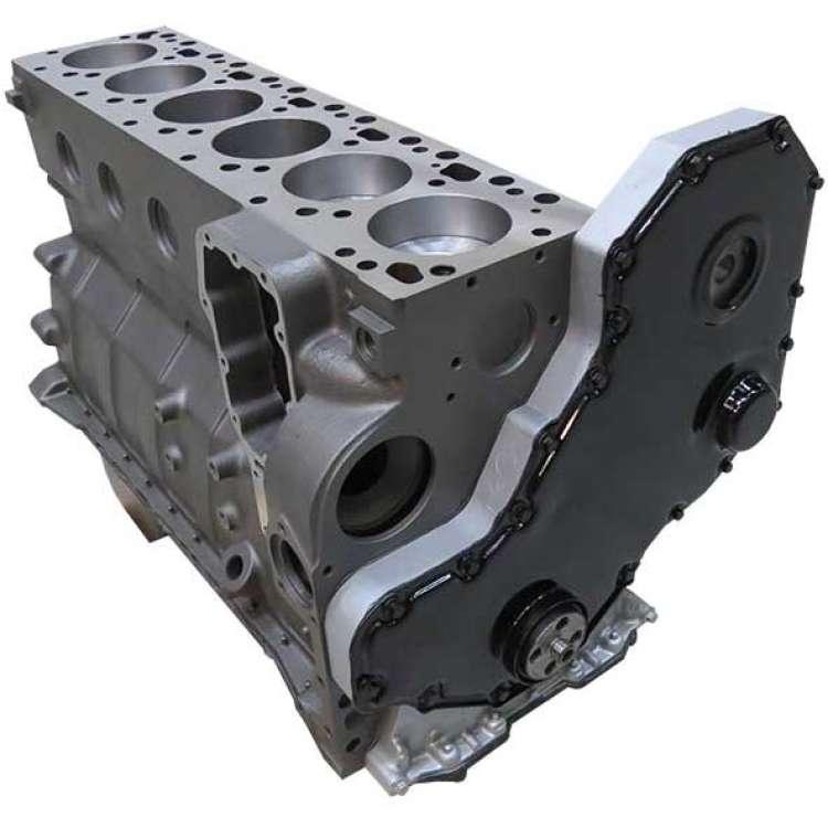 07.5-18 6.7L Cummins DFC Reman Short Block Crate Engine