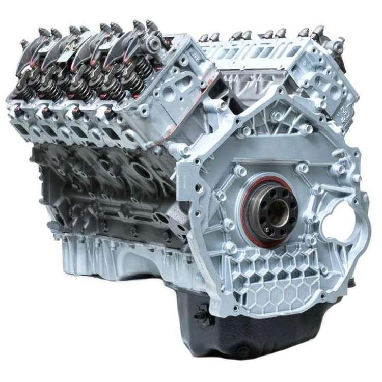11-16 6.6L Duramax DFC Street Series Reman Long Block Crate Engine