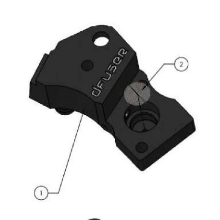 15-19 Ford 6.7L Powerstroke DFuser CP4 Disaster Prevention Kit