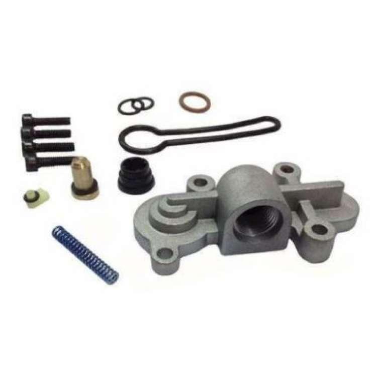 03-07 Ford 6.0L Powerstroke DFuser Fuel Pressure Regulator Blue Spring Kit