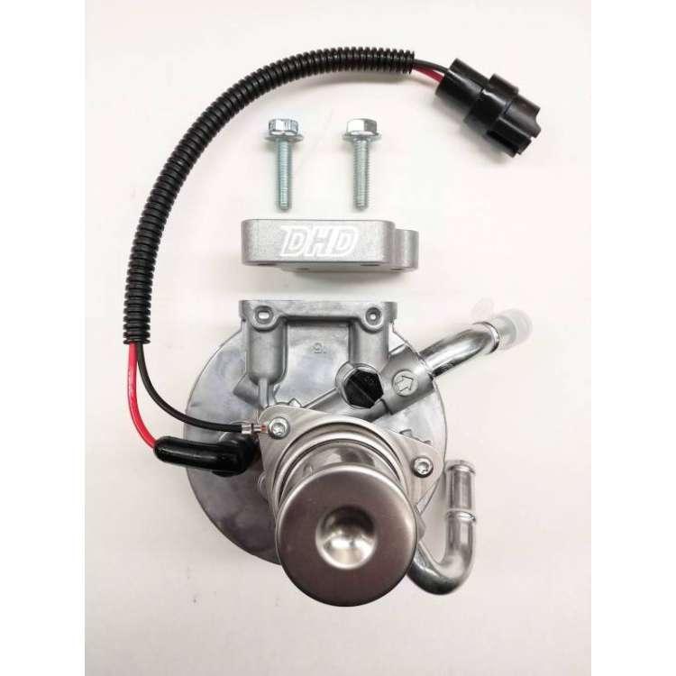 01-04 GM 6.6L Duramax DHD Fuel Filter Head Update Kit W/Heater