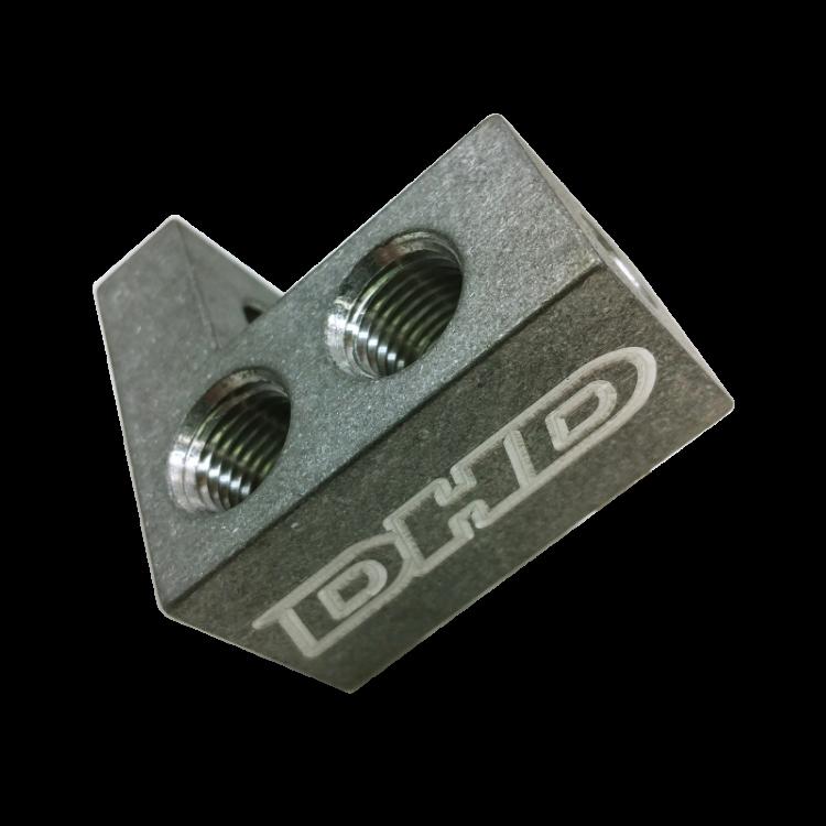 "04.5-10 GM 6.6L Duramax DHD Super high Flow 1/2"" Fuel Block Upgrade Kit"